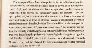 Advanced Bach Flower Therapy by Götz Blome