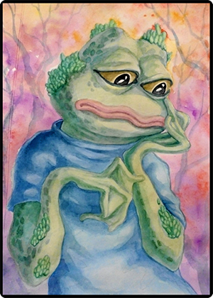 Pepecash 101 How A Frog Meme Became A Cryptocurrency For Fun And
