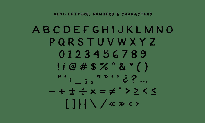 Make Your Own Handwritten Font
