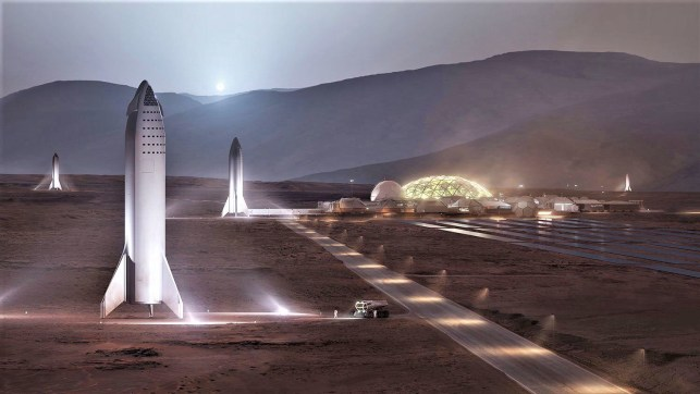 The Future of Space Exploration. Explore the future of global… | by Andy  Townsend | Medium
