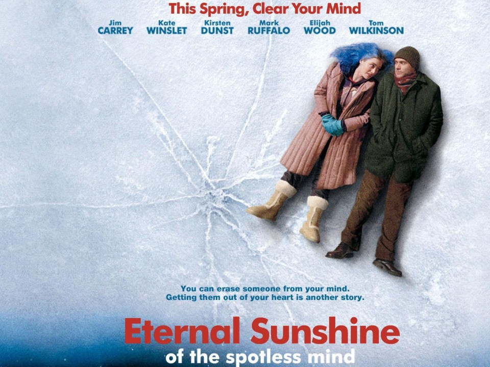 romantic movies to watch on Valentine's day- eternal sunshine of the spotless mind