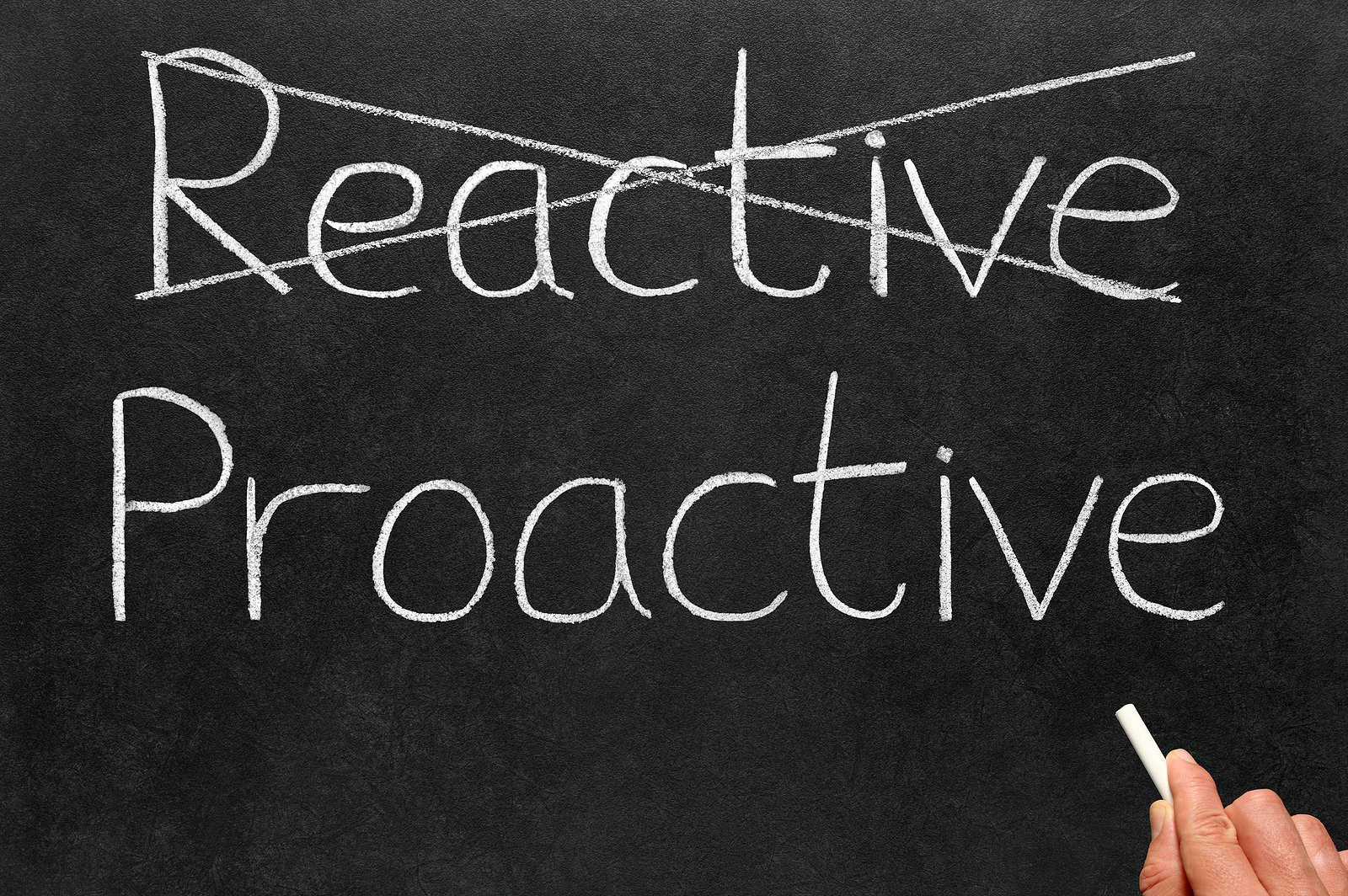 How To Become Proactive