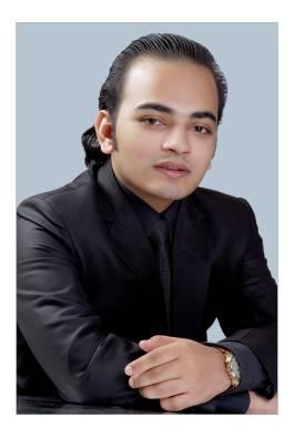 Abhsihek Singh, CEO Taj Pharmaceuticals