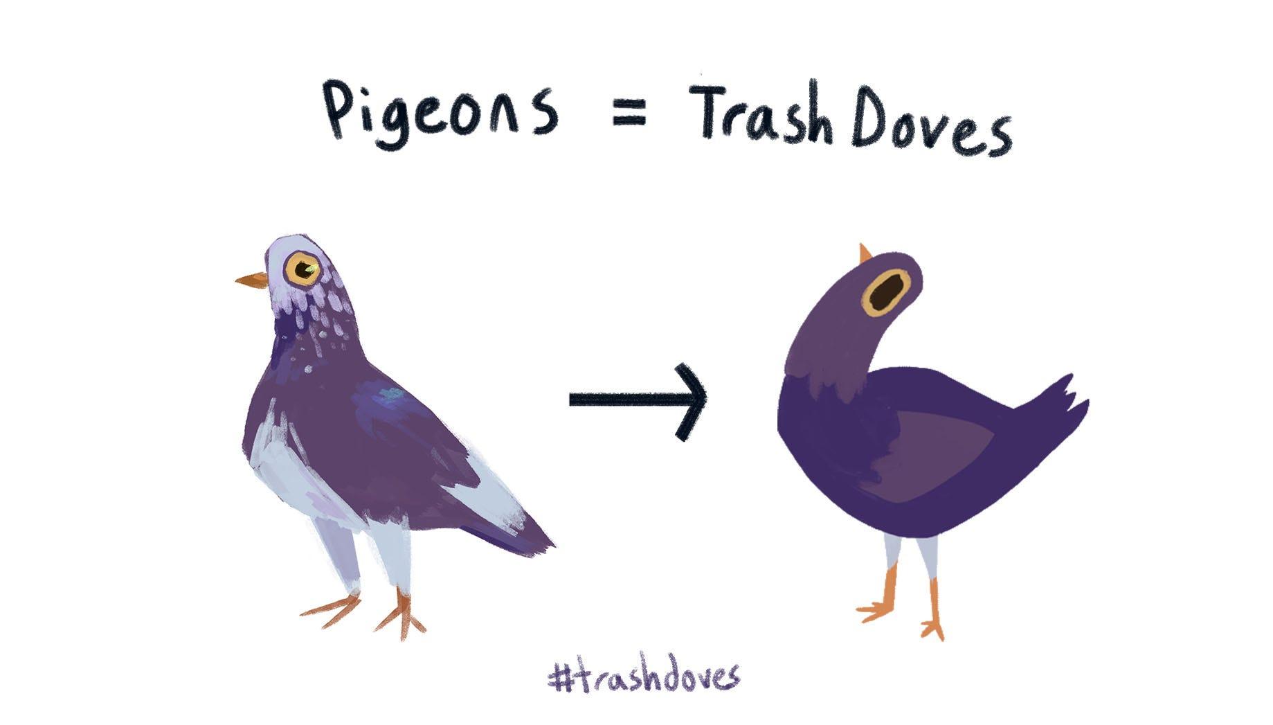Love Trash Doves Trigger Warnings Online By Syd Weiler Medium