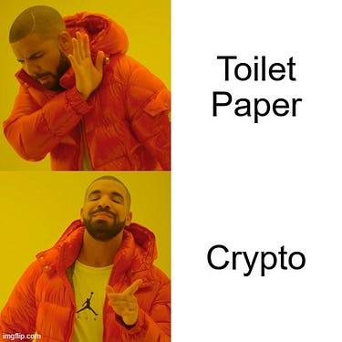 Toilet Paper token meme
