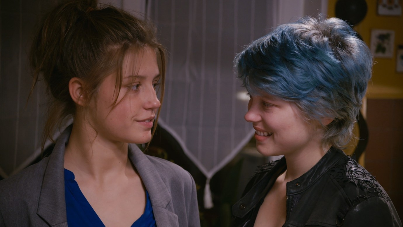 """Blue Is The Warmest Color"""" Is One Of The Best Coming-Of-Age ..."""
