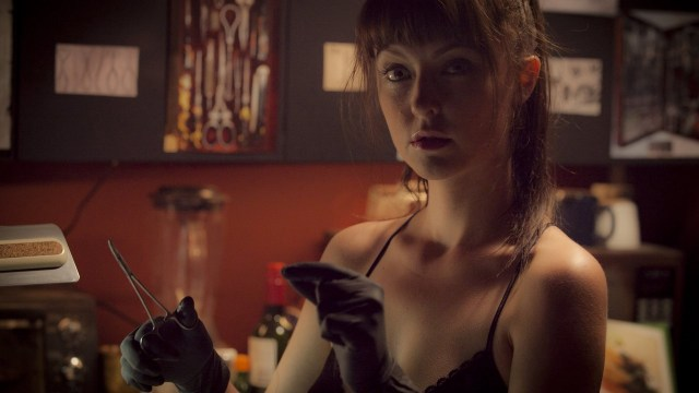 The Soska Sisters on American Mary | by Film4 | Medium