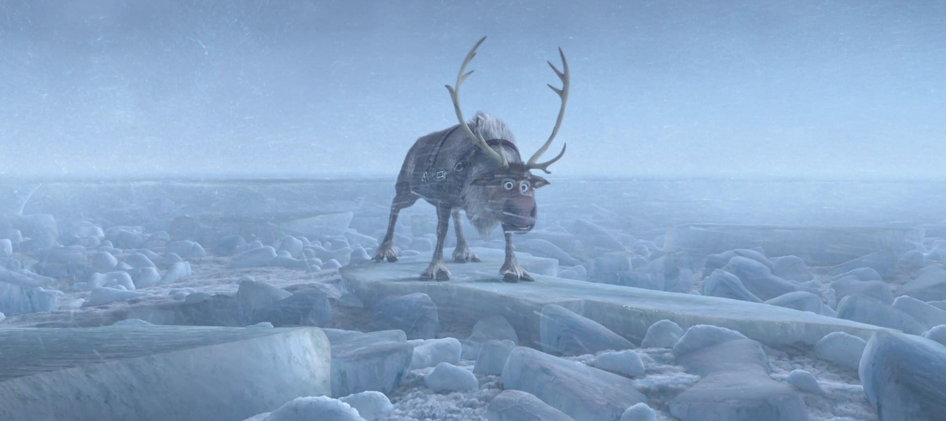 Review Frozen On Broadway Soars Early But Profoundly Disappoints When Sven The Reindeer Doesn T Get The Solo He Goddamn Deserves By Jacob Osborne Medium