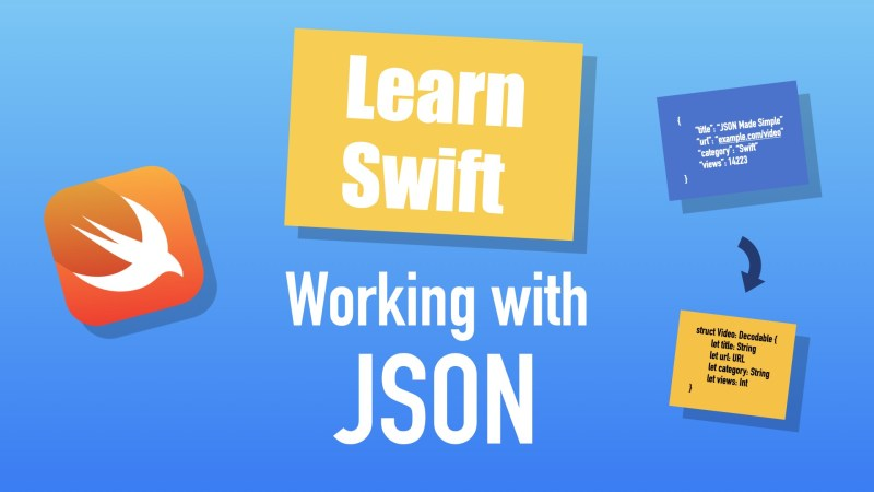 Learn Swift: Working with JSON