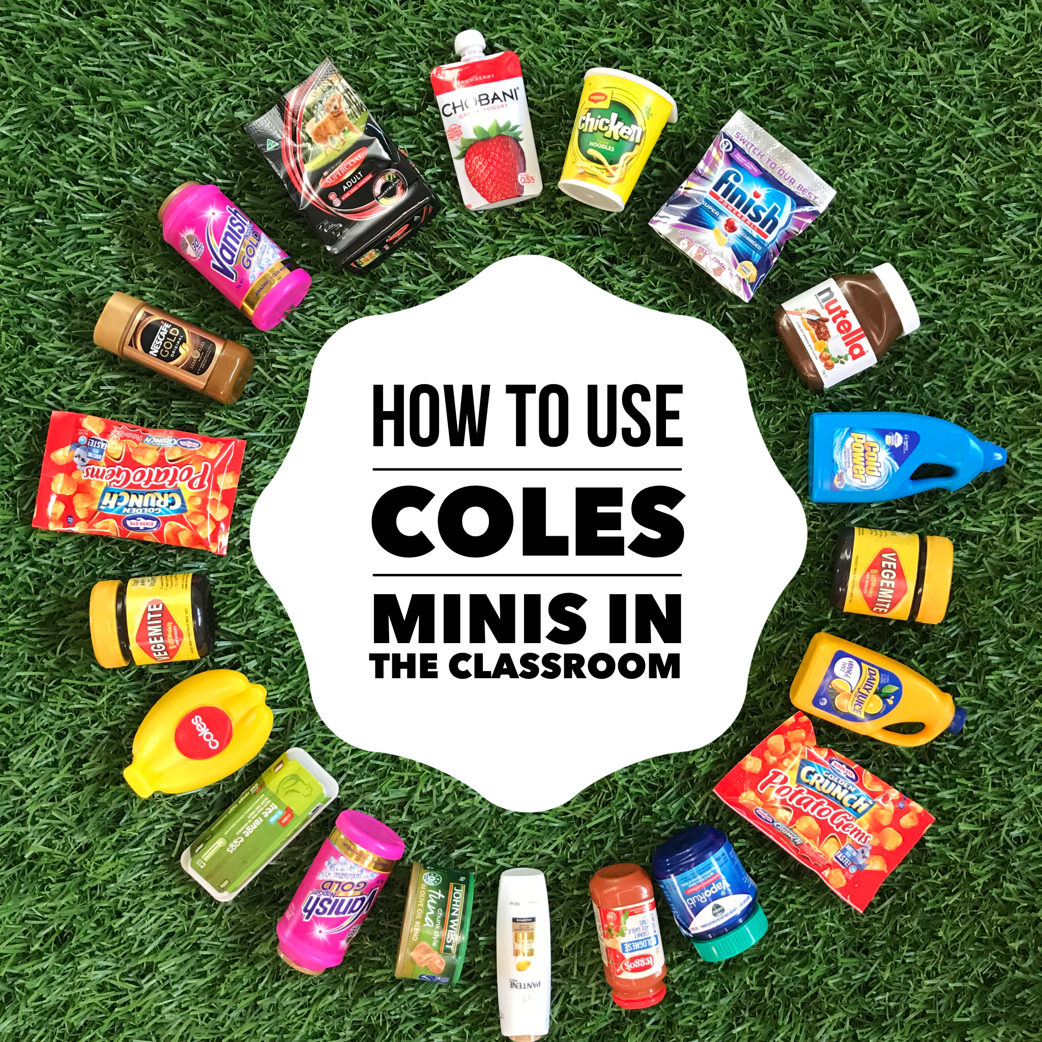 10 Educational Ways To Use Coles Minis In The Classroom
