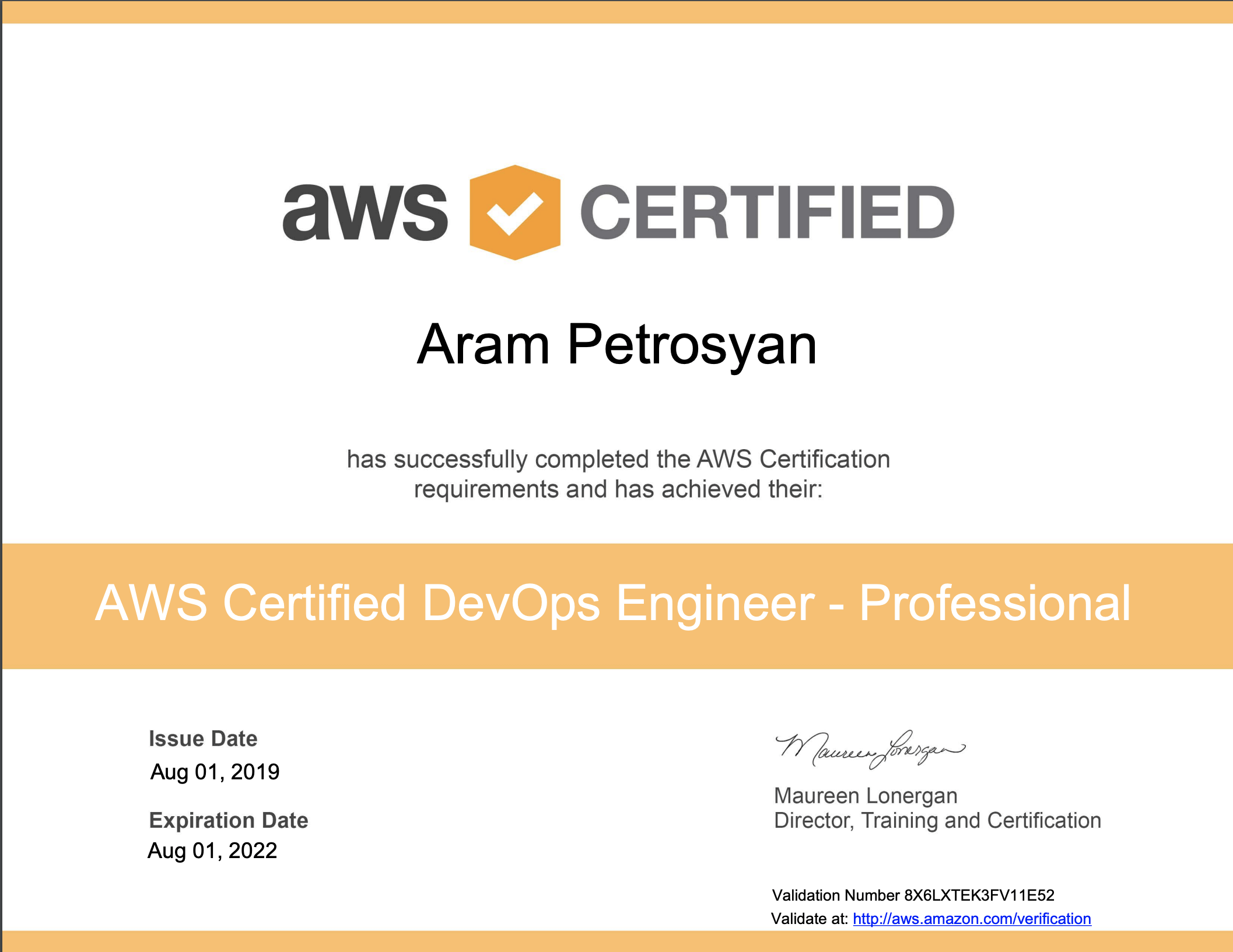 What It Takes To Pass The Aws Certified Devops Engineer