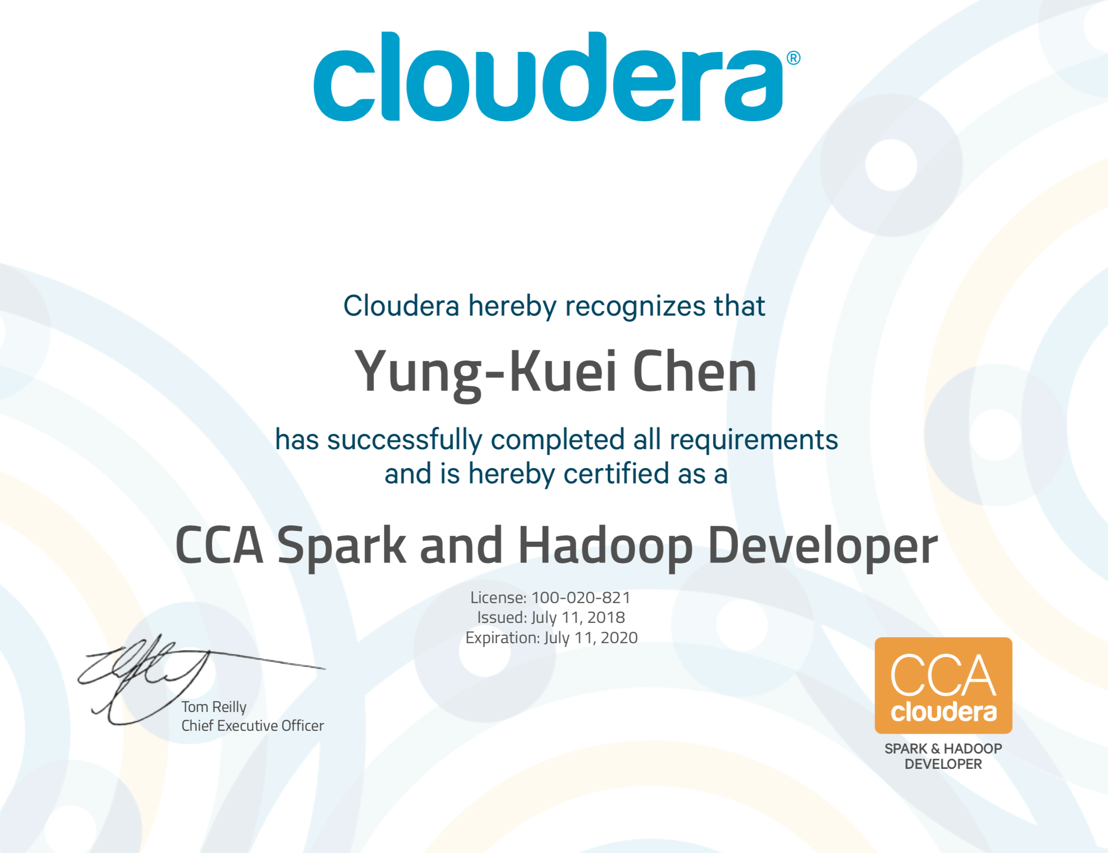My Experience Of Getting Clouder Cca Spark And Hadoop