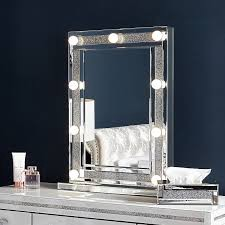 Professional Dressing Table Mirror By Mirror Light Medium
