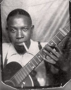 Robert Johnson, The Devil, And The Crossroad | by Giulia Montanari |  History of Yesterday