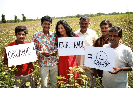 Image result for fairtrade textile workers