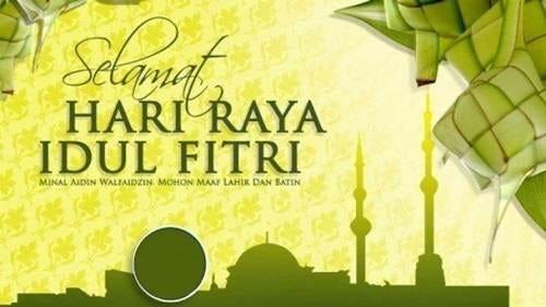 Selamat Hari Raya Idul Fitri 2020 Medium