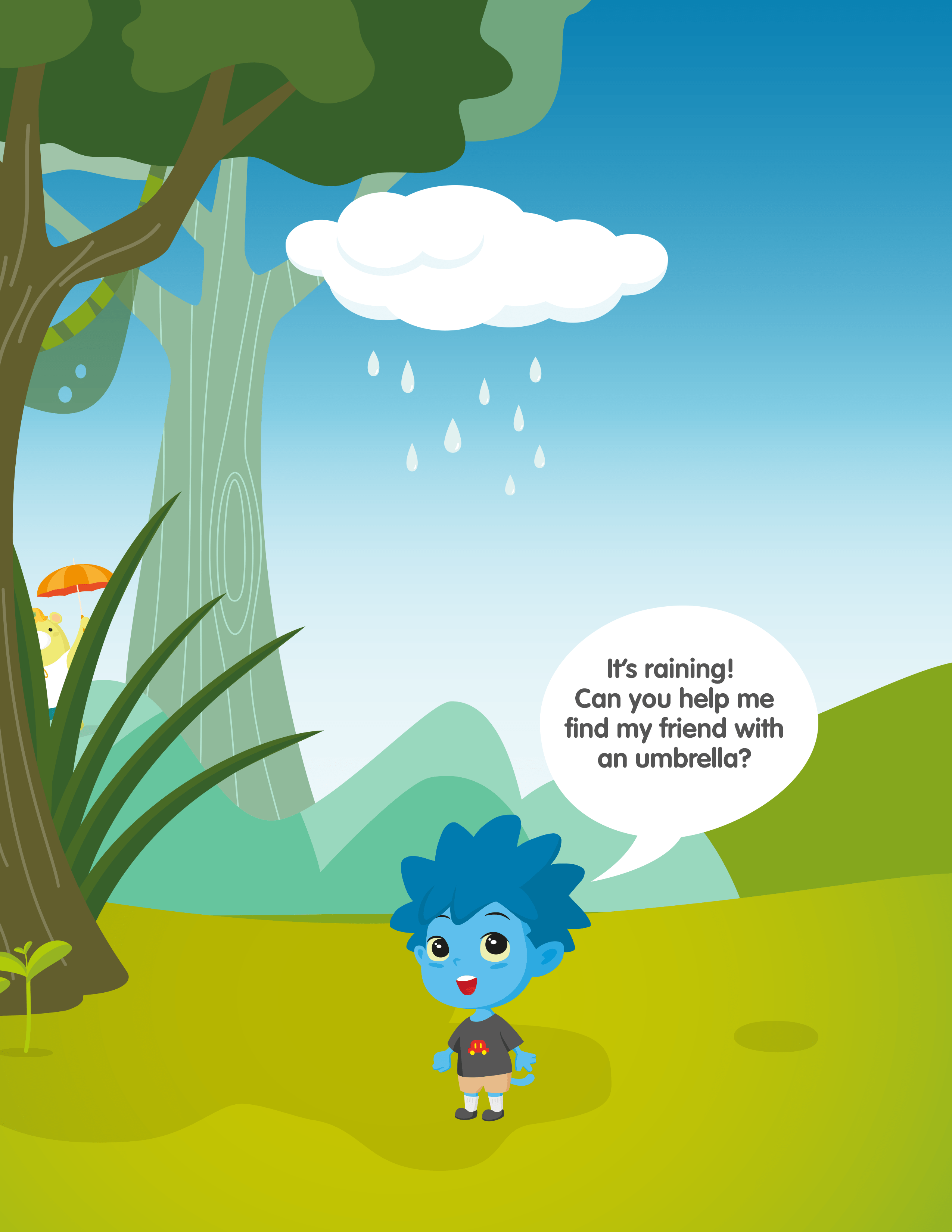 Mini Lesson Plan The Water Cycle