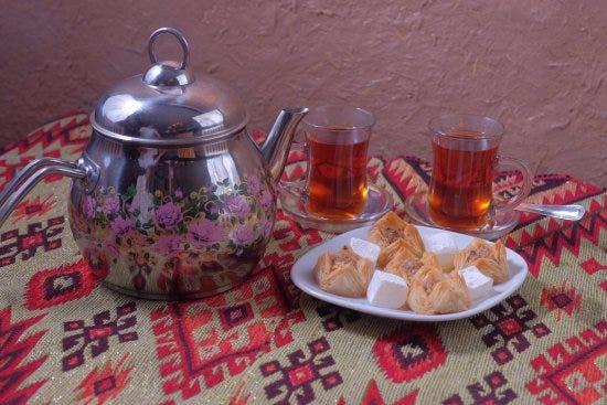 Kurdish tea