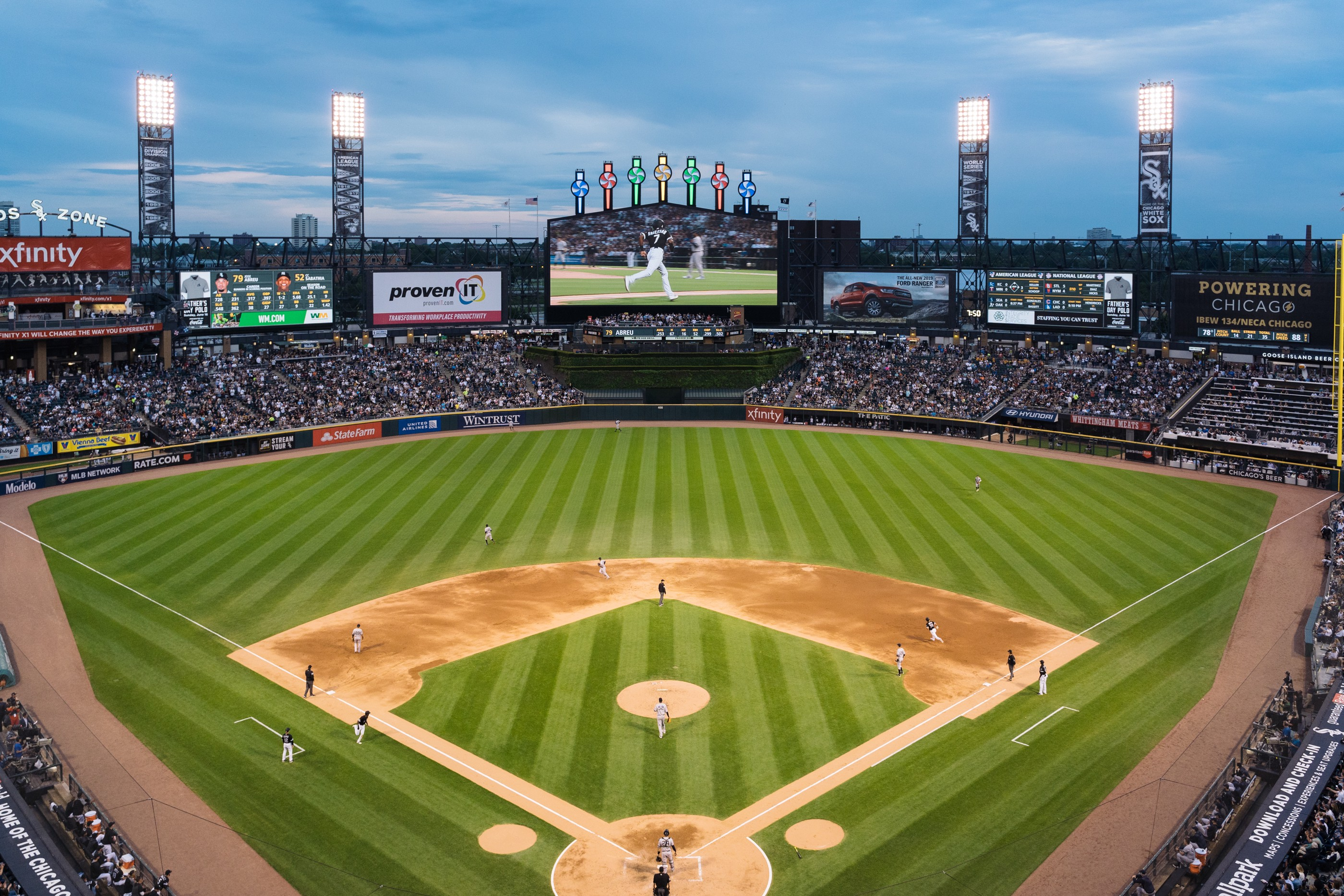 White Sox Announce Wintrust Crosstown Series Events And Information By Chicago White Sox Inside The White Sox