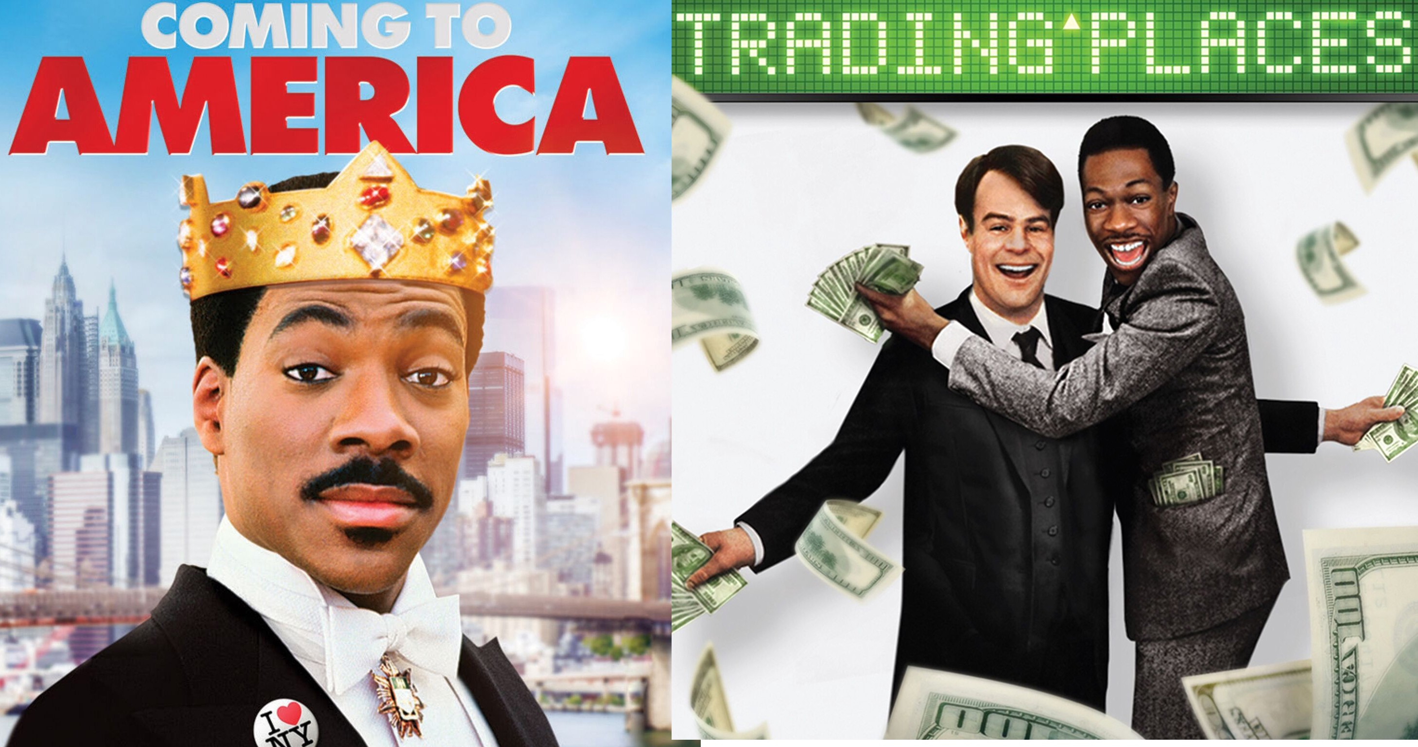 Trading Places Amp Coming To America Get Anniversary