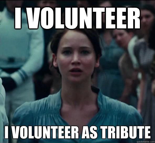 Black Friday Is Like The Hunger Games May The Odds Ever Be In Your