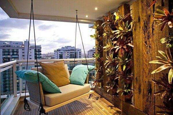 Modern Balcony Decorating Ideas The Balcony Has A Special Place And By Btdecors Modern Kitchen Designs Medium