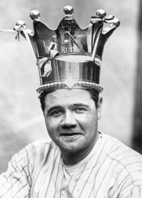 Babe Ruth. Babe Ruth arrived in New York City at… | by 1927dmt Team | 1927: The Diary of Myles Thomas