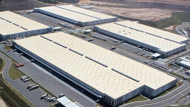 amazon centro de distribuição brasil