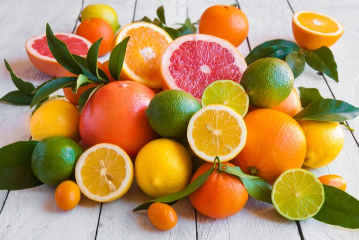 Citrus Fruits. Having sweet or spicy all the time may… | by ...
