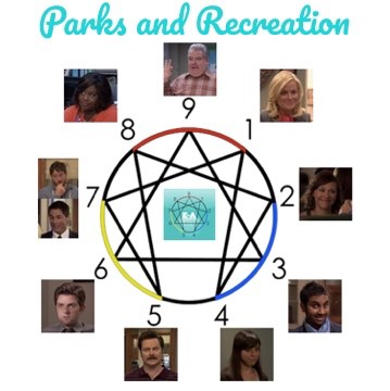 Parks And Recreation And The Enneagram By Elan Benami