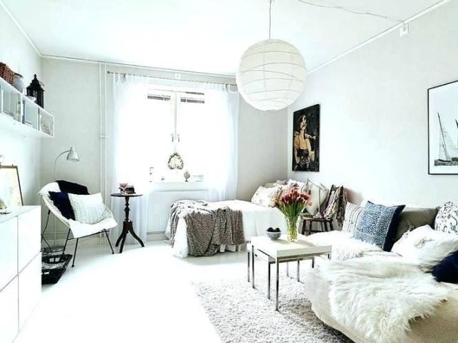 Best Decoration Ideas For A Small Studio Apartment Scott