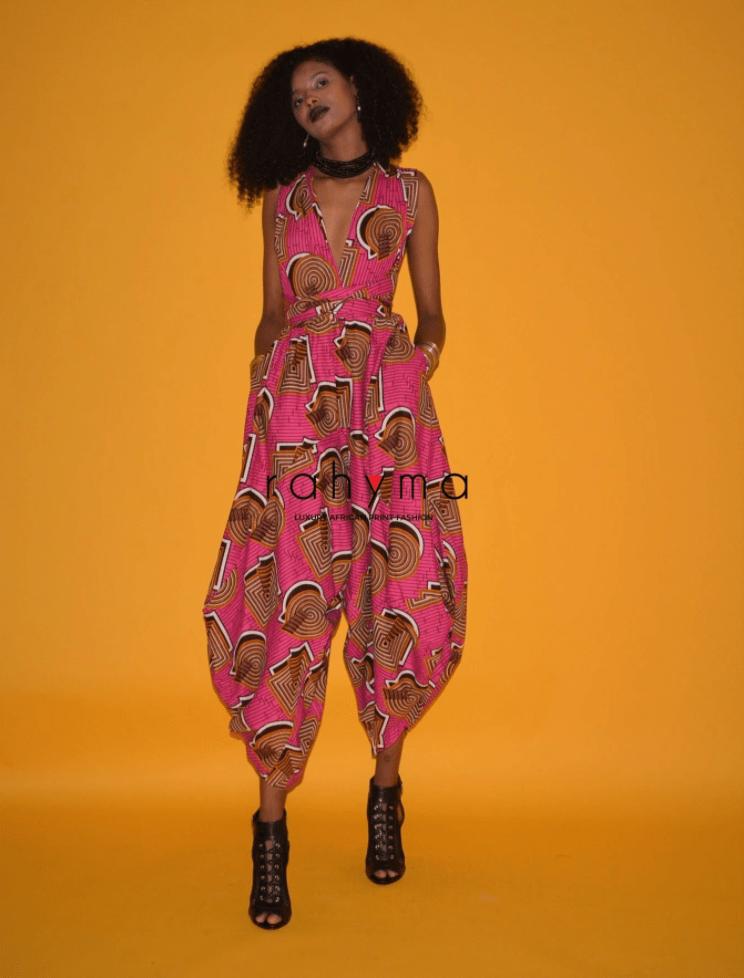 Print fashion jumper from Rahyma