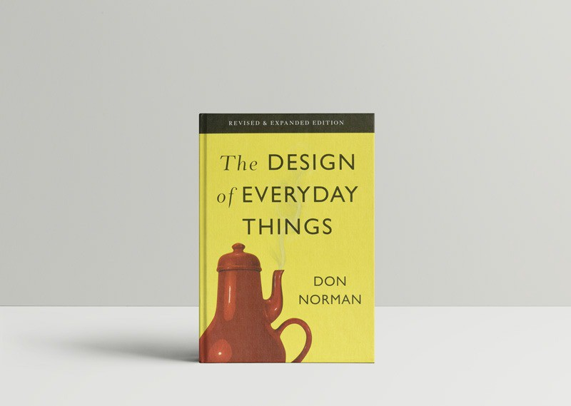 Best Books to Learn UX/UI Design - The Design of Everyday Things