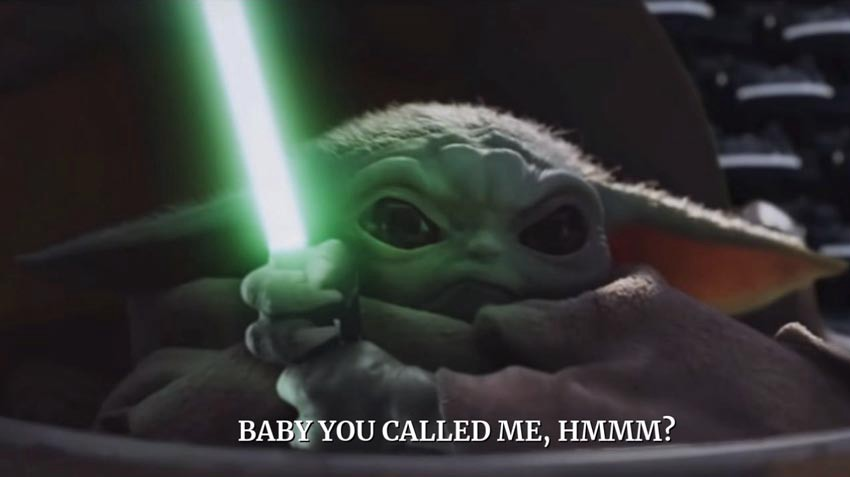 Meme Generator How To Make A Baby Yoda Meme In Under 2 Minutes