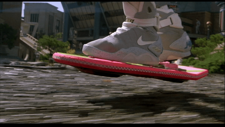 Where S My Hoverboard Can History Help Us Predict The Future