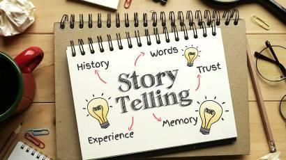 Risultati immagini per storytelling