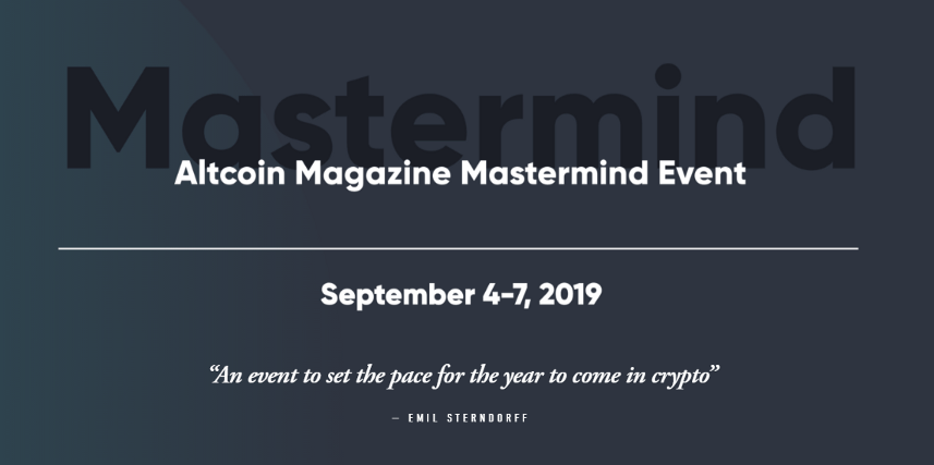 1*h6wvxxSO9xx5WzNS5tJIzQ - Exciting Crypto Events To Attend This September