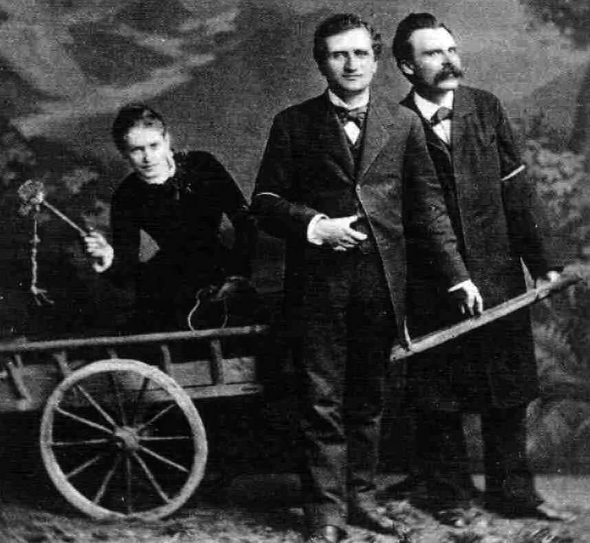 Lou Salomé: a mulher que encantou Nietzsche e Rilke