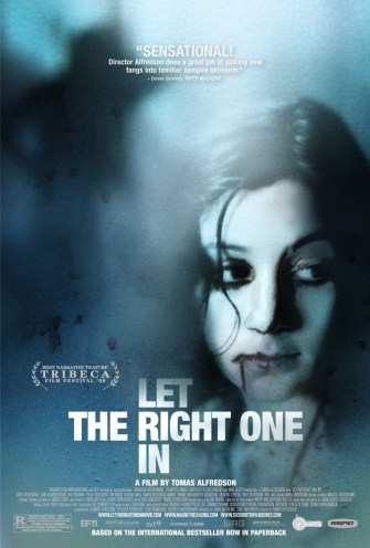Let the right one in - best horror movies on Hulu 2020