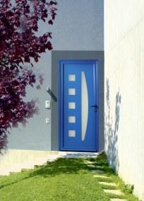 La Miroiterie Yerroise - Porte d'extérieur design pour pavillon - Essonne/ 91 - Val de Marne /94