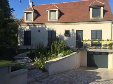 Rénovation globale des ouvertures d'un pavillon Par la Miroiterie Yerroise - Essonne