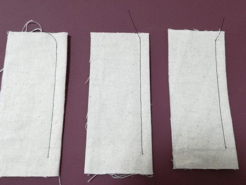 マグネット定規と100均マグネットで縫い比べした結果