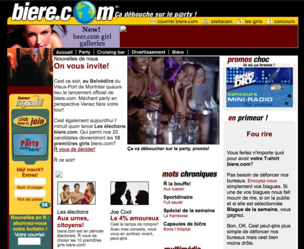 biere.com | miron & cies