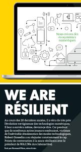 We are resilient | Grenier aux nouvelles