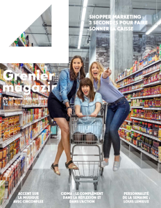 Shopper marketing - faire sa marque en trois secondes | Daspizzcast.ca