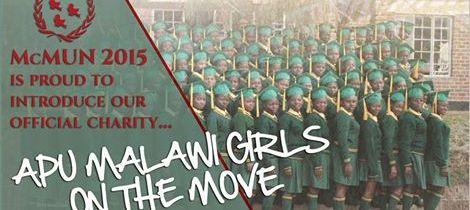 McMUN for a Cause – Supporting Atsikana Pa Ulendo
