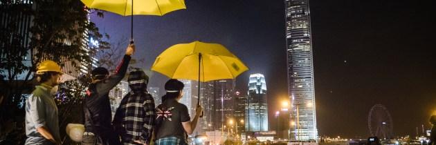 A Year After the Umbrella Revolution: Glancing at Hong Kong's Society