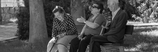"""When Will We """"Mainstream"""" Our Future? – The Rights of Older Persons"""