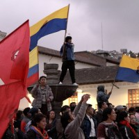 The Changing Role of Ecuador's Indigenous Movement