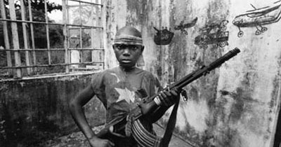 Child Soldiers around the World: Can You Relate?